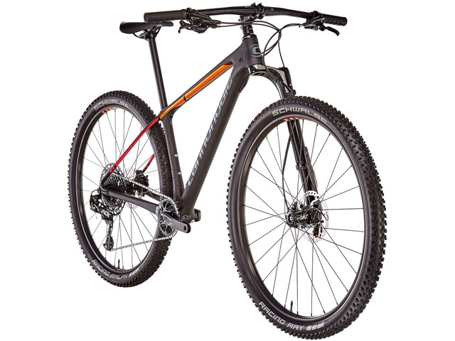 Cannondale F-Si Carbon 2 29 inches 2. Wahl Damen black/orange